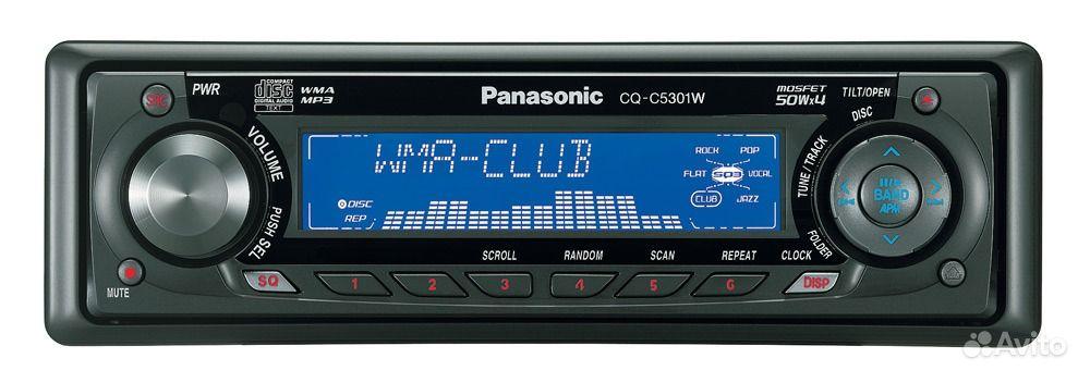 Panasonic cq-c5303w, c5403w Panasonic cq-c5303w инструкцию Инструкция, посм
