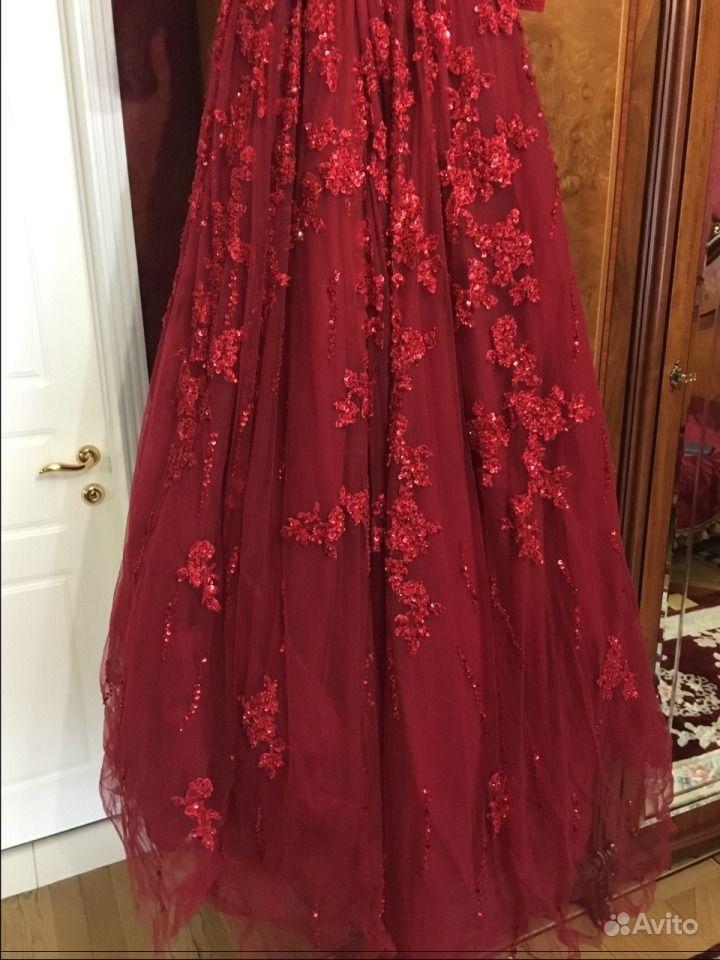 Купить Платье Вечернее Авито