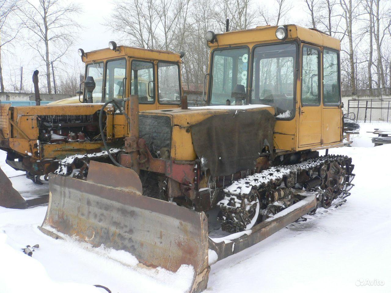 Продажа Трактор ДТ-75 б/у - agroru.com