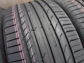 Continental ContiSportContact 5 295/40 R21