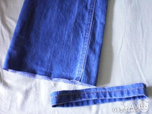 Как подшить женские брюки в домашних условиях 2