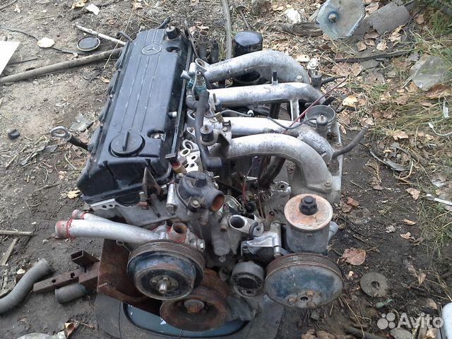 Мерседес 124 двигатель 102 фото