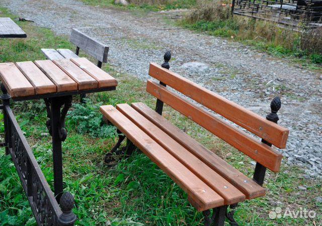 Как сделать скамейку своими руками на кладбище