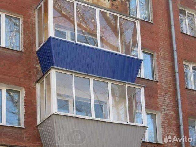 3 d балкон под ключ москва. - пластиковые балконные - катало.