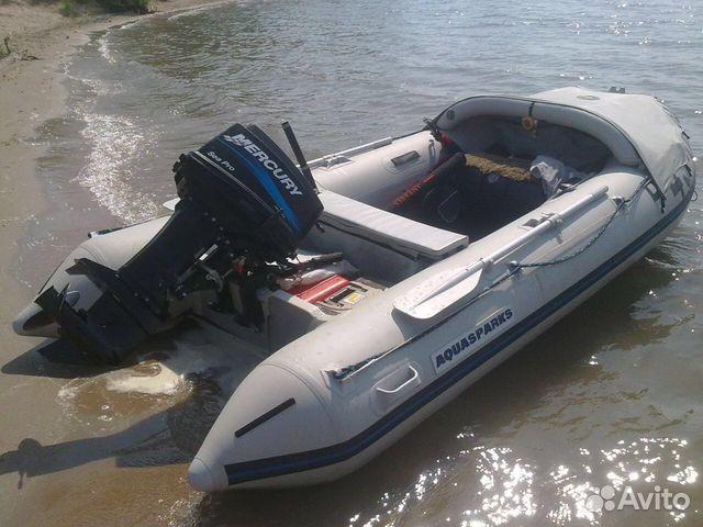 лодка акваспаркс 400