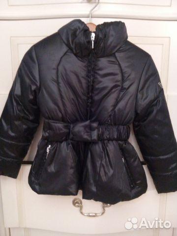 Куртка демисезонная (Италия) 89506331070 купить 1
