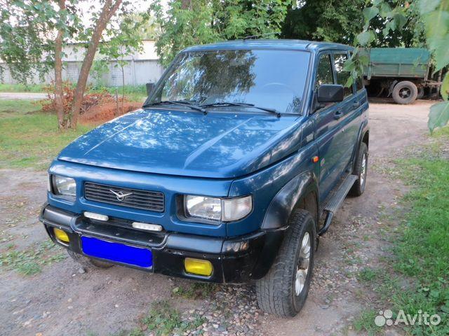 Смотрите, какой автомобиль: уаз 3162 simbir 31622 2003 года за 180 000 рублей на автору!