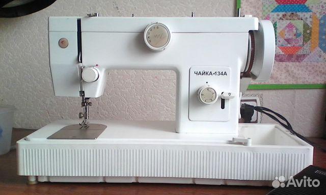Швейная машинка чайка ремонт