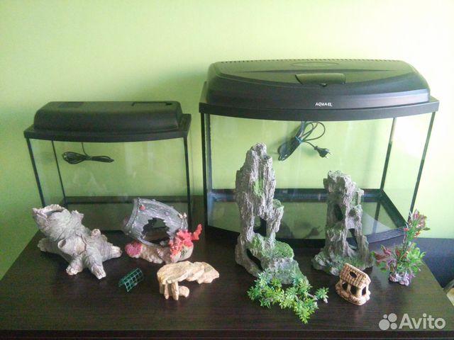 Аксессуары для аквариума своими руками