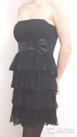 Коктельное платье 89519410206 купить 1