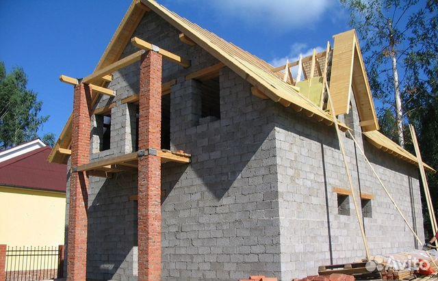 Построить свой дом своими руками из керамзитобетонных блоков