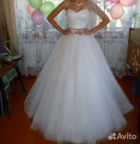 Куплю Платье Свадебное На Авито