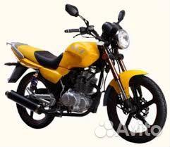 Мотоцикл irbis vr 1 200cc