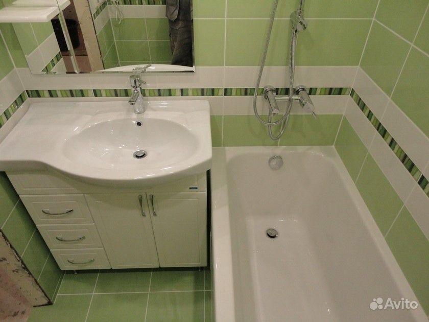 ванна туалет под ключ фото казань