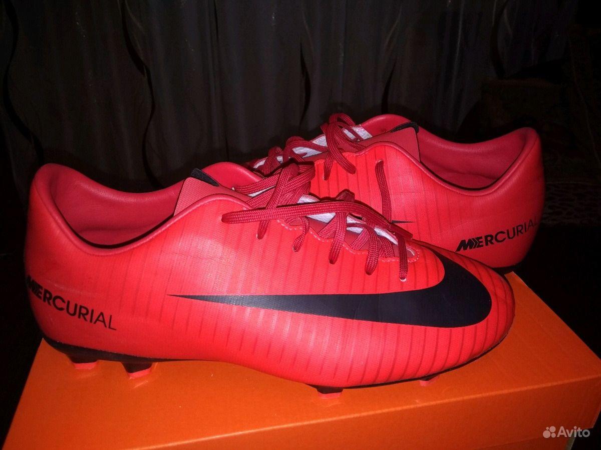 ac02f9c9 Футбольные бутсы Nike mercurial | Festima.Ru - Мониторинг объявлений