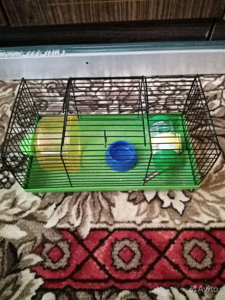 Клетка-мини. Для грызунов