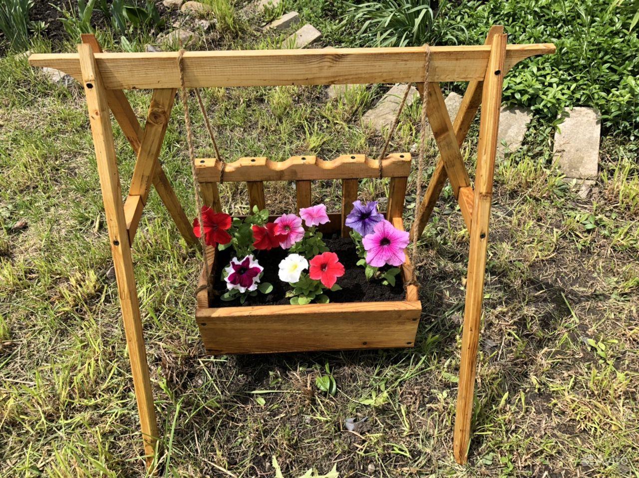 Горшок (кашпо) для цветов купить на Зозу.ру - фотография № 2