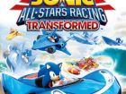 PS vita Sonic All-Star Racing Transformed. Limit