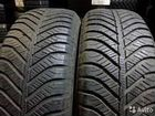 225/55/17 Goodyear Vector 4 Seasons Б/У