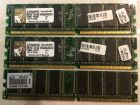 Kingston DDR 512mb PC3200, NCP DDR 256Mb PC2100