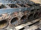 Блок цилиндров двигателя скания DC1214