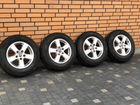 Продам диски 5х127 С зимней резиной Pirelli
