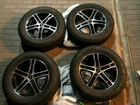 Зимние колёса Goodyear на дисках 5 на 112