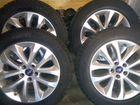 Зимние колеса на ford kuga