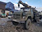 Aichid502#6WD#зил131#Ямобур#буроваяаичид502Ч#бкм