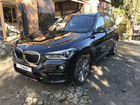 BMW X1 2.0AT, 2018, 14000км