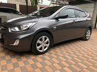 Hyundai Solaris 1.6МТ, 2012, 162300км