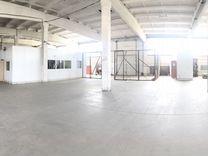 Теплый склад, производство, 1990 м²