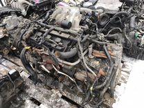 Мотор VQ35DE Teana J31 3.5 Вариатор двигатель