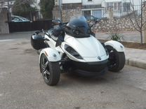 Can am spyder se5 2010г