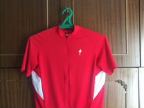 Джерси Specialized/ Solid Jersey SS Red/Wht