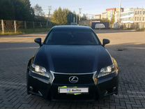 Lexus GS, 2014 г., Санкт-Петербург