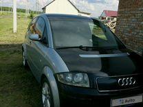 Audi A2, 2001 г., Омск