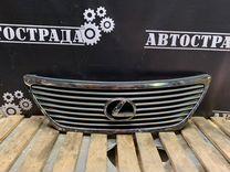 Решетка радиатора Lexus LS460