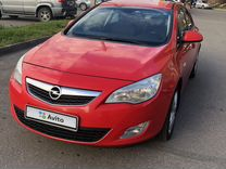 Opel Astra, 2010 г., Санкт-Петербург