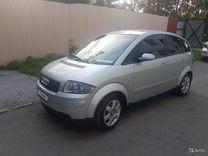 Audi A2, 2001 г., Екатеринбург