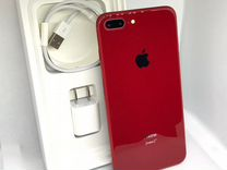 iPhone 8+ 64gb red
