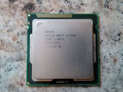 Процессор Intel Core i5 2500 (3300MHz, LGA1155)
