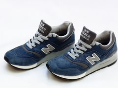 Кроссовки New Balance 997 Made in USA нат. замша