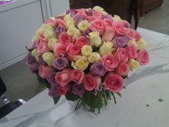 Роза 101, цветы с доставкой