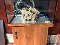 Аквариум 90 литров с тумбой