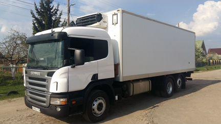 Scania рефреджиратор 6х2 2009г объявление продам