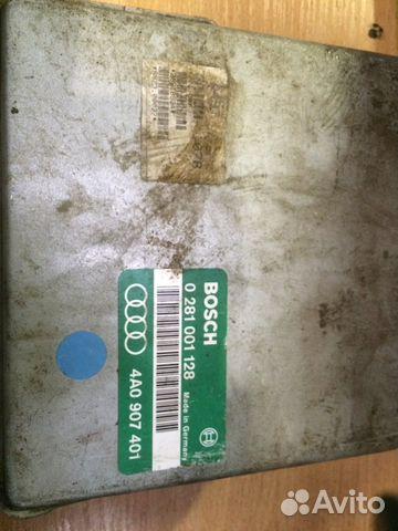 Блок управления двигателем Ауди 4A0907401— фотография №1