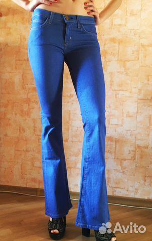 Новые джинсы current Elliott размер 25 купить в Москве на Avito ... ed304baf1bfeb