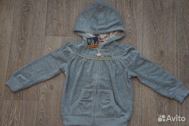 a27e0235538e Велюровый спортивный костюм д д 104 см, новый   Festima.Ru ...