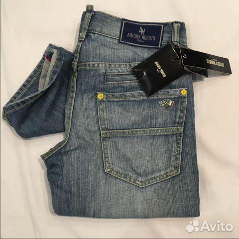 Фирменные джинсы с доставкой